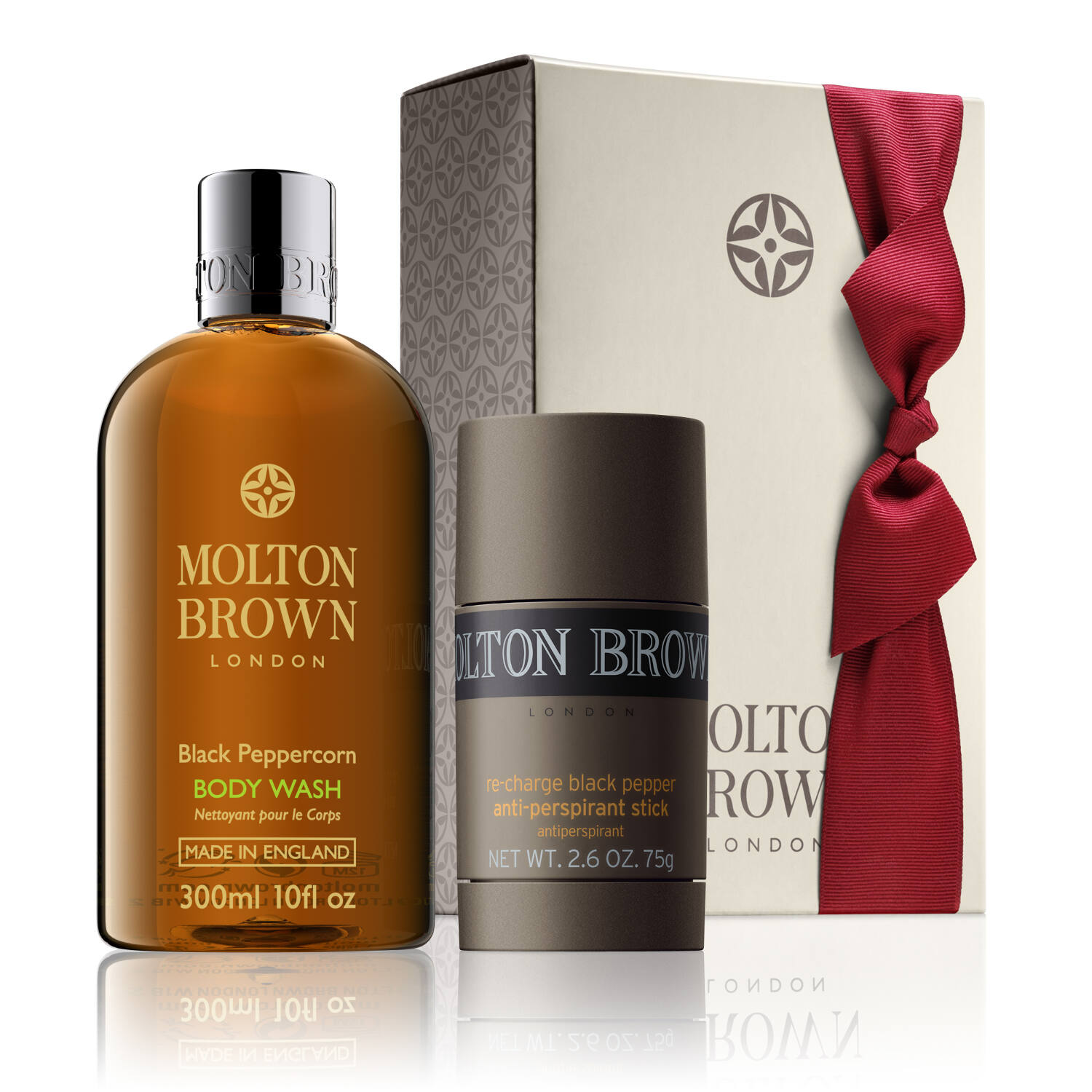 pics Grooming With The Molton Brown Black Pepper Men's Skin Care Collection